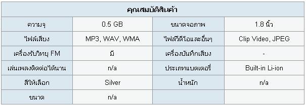 Xenn XE-635 512MB