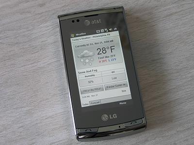 LG Incite