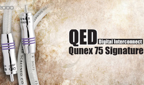 QED Qunex 75 Signature DIGITAL INTERCONNECT
