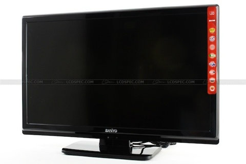 Sanyo VIZON LCE-24C100F – LED TV 24″