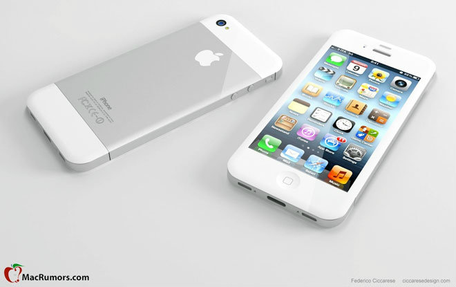 The new iPhone/iPhone 5
