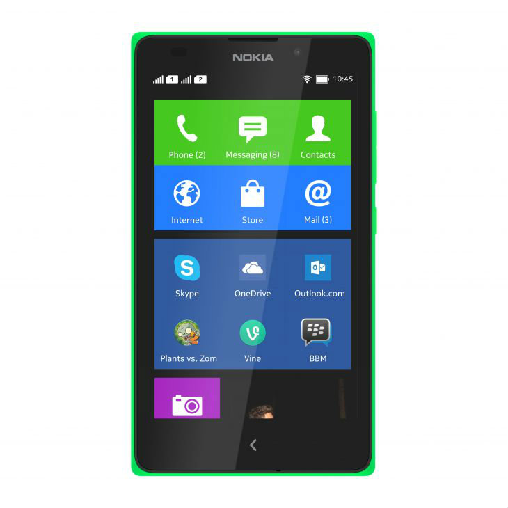 700-nokia_xl_front_green_homescreen