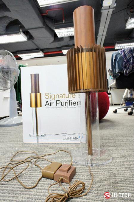 รีวิว เครื่องฟอกอากาศ Air Purifier รุ่นใหม่ ดีไซน์ทันสมัย