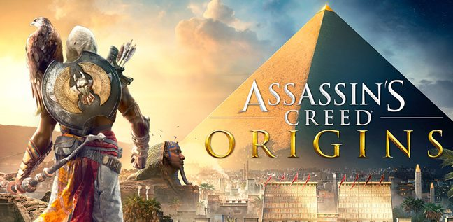[Assasin's Creed Origins] ตามหาชิ้นส่วนลับ!! ชิงรางวัลใหญ่จากผู้จัดจำหน่ายในบ้านเรา