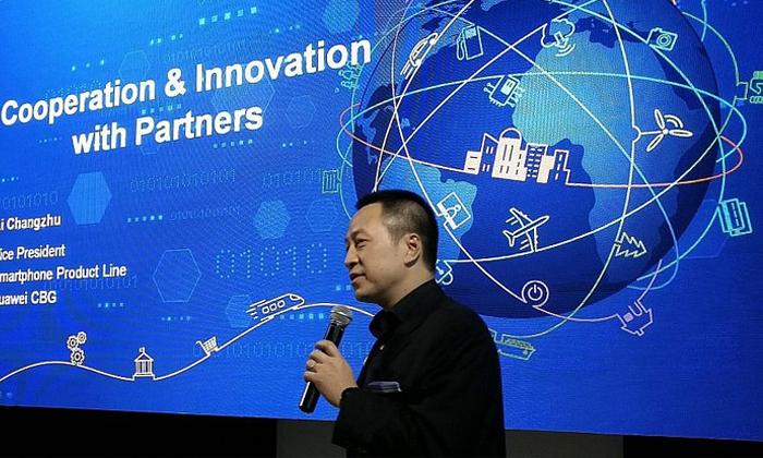 ประกาศยุทธศาสตร์ปี 2018 เผยก้าวต่อไปของ Huawei
