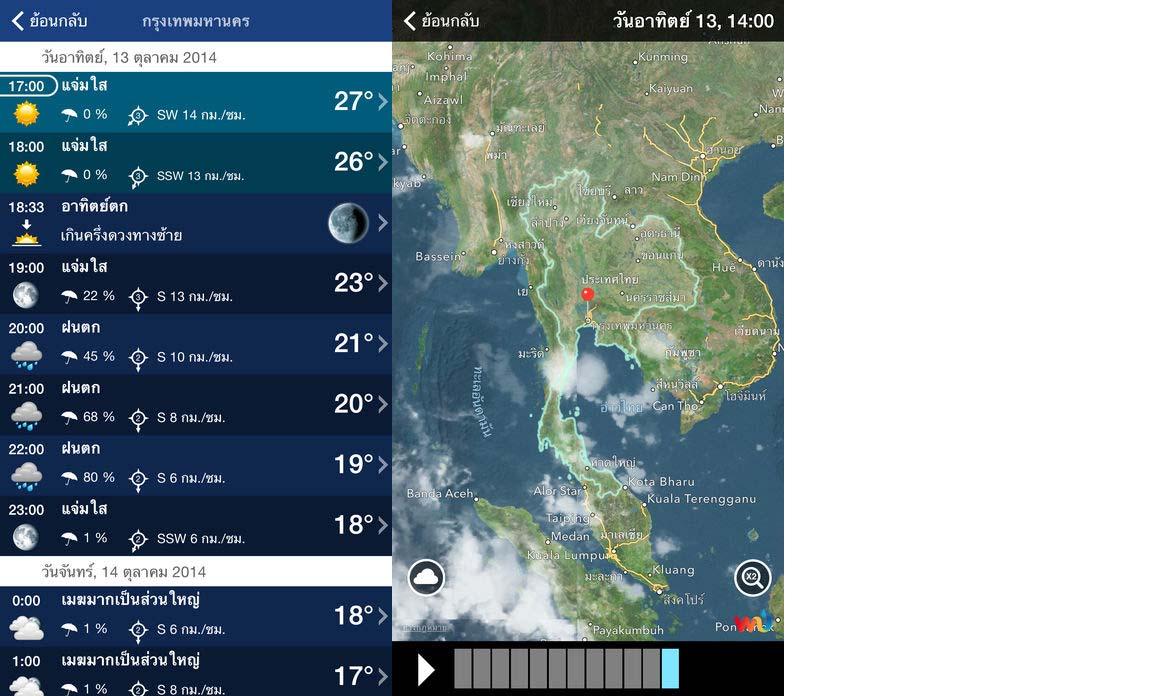 App Weatherxlpro Content2