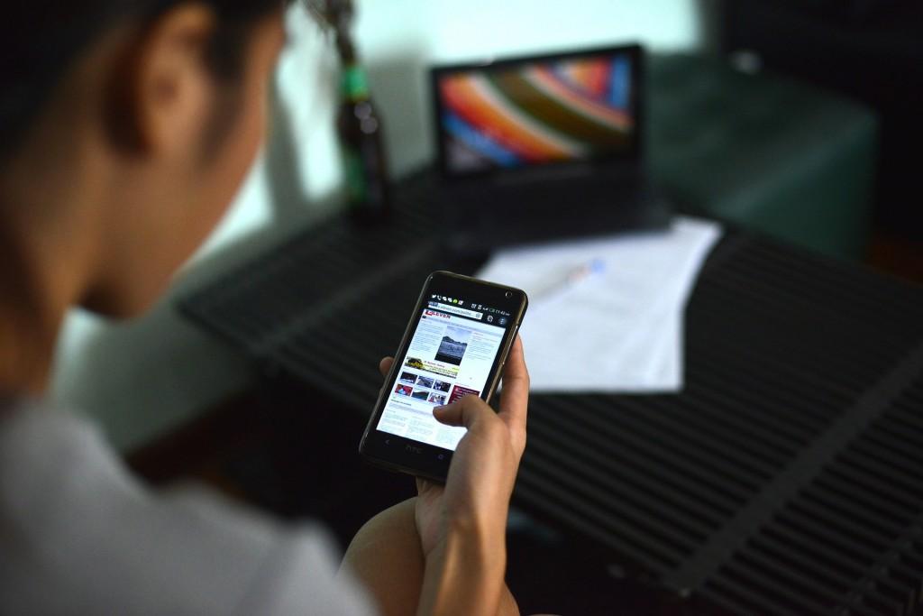 กิจวัตรออนไลน์หลายๆ อย่าง ทำบนสมาร์ทโฟนง่ายกว่าบน PC