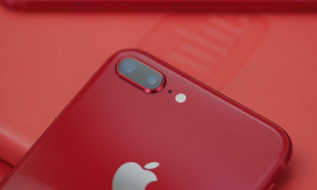 Iphone 8 Plus Red Youtuber 010