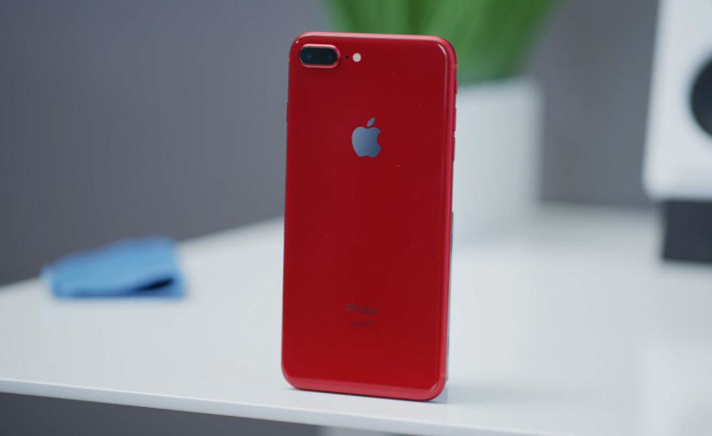 Iphone 8 Plus Red Youtuber 012