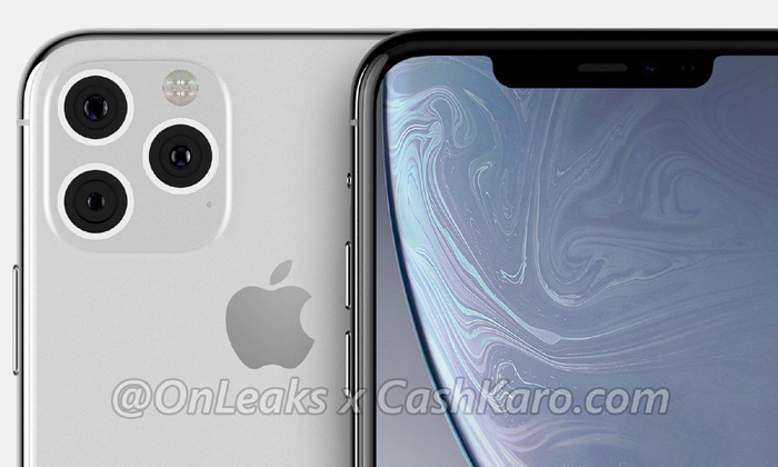 """เผยภาพ """"iPhone XI"""" ทั้งเครื่องแบบละเอียด!"""