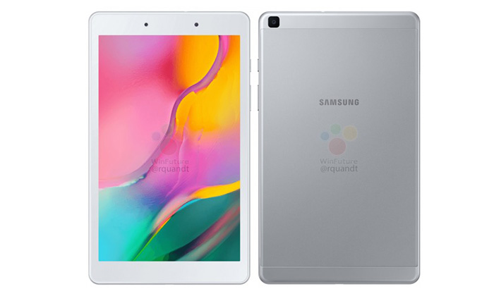 เผยภาพและรายละเอียดของSamsung Galaxy Tab A 8.0รุ่นราคาถูกก่อนเปิดตัว