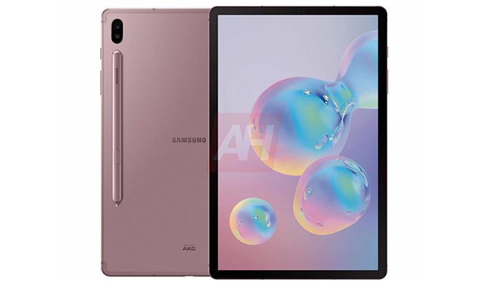 หลุดภาพดีไซน์ของSamsung Galaxy Tab S6ที่อาจจะเปิดตัวเร็วๆนี้ พร้อมกับGalaxy Note 10