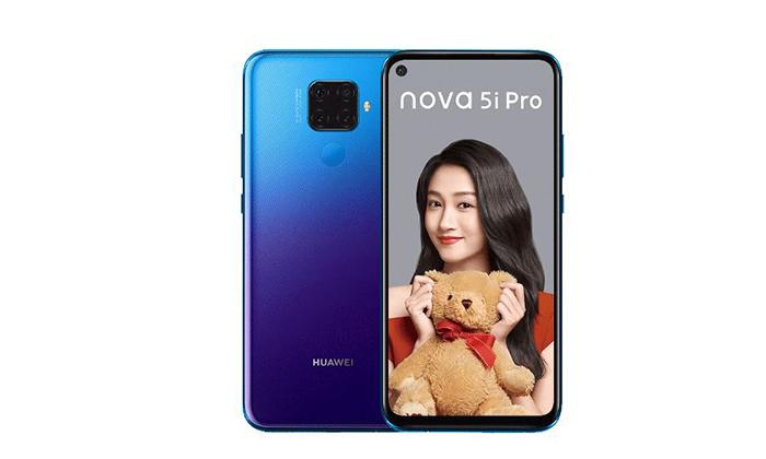 HuaweiเผยโฉมNova 5i Proมือถือรุ่นกลางใช้ขุมพลังKirin 810,กล้องหลัง4ตัว