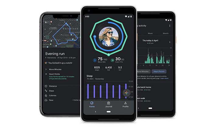Google Fitเพิ่มฟีเจอร์วัดคุณภาพการนอนของคุณได้แล้วผ่านมือถือ