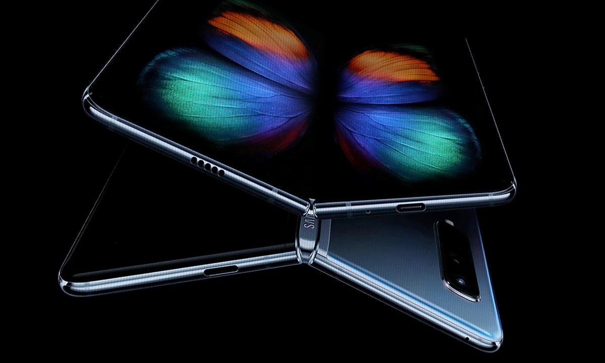 หลุดSamsung Galaxy W20 5Gมือถือพับได้หน้าตาเหมือนกับ Galaxy Fold