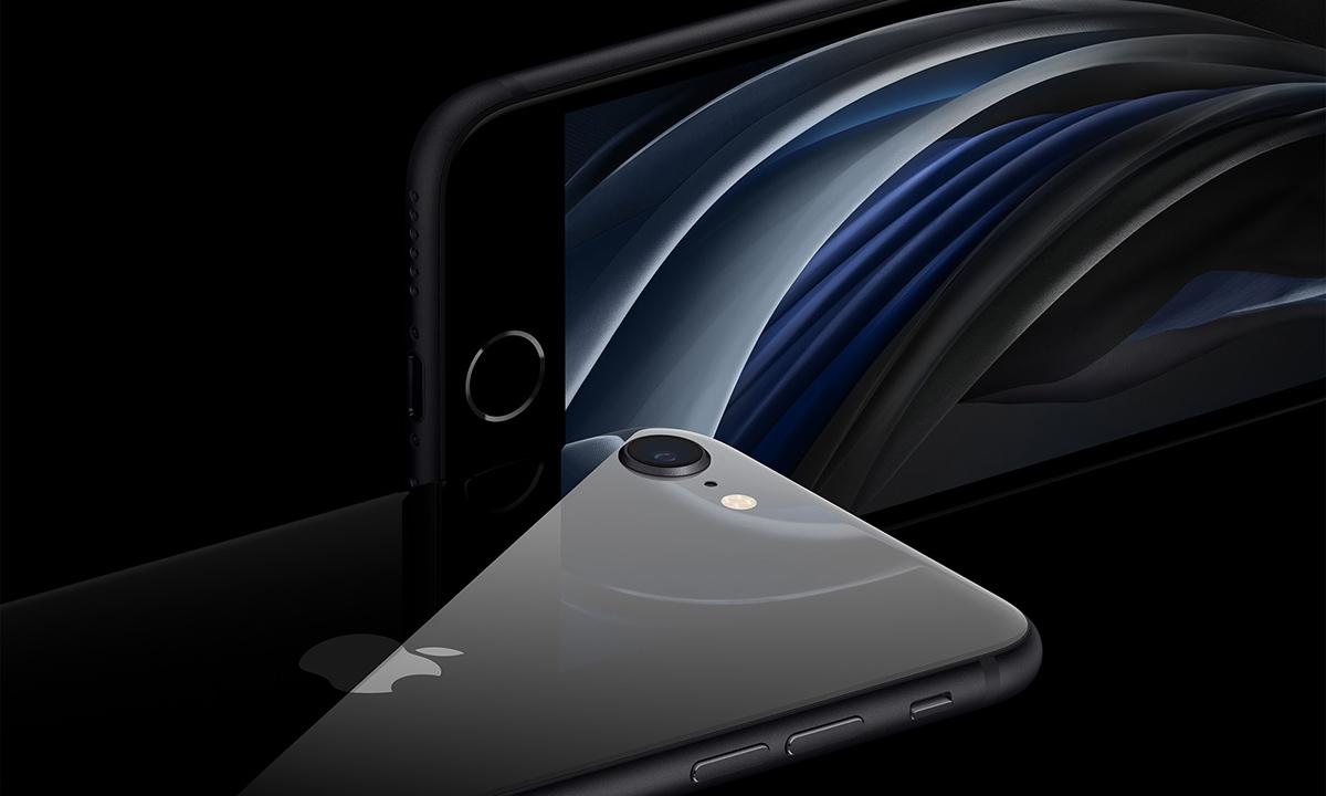 ใครบอกขายไม่ดีiPhone SEช่วยยอดขายSmart PhoneของAppleให้ดีในเดือนเมษายนที่ผ่านมา