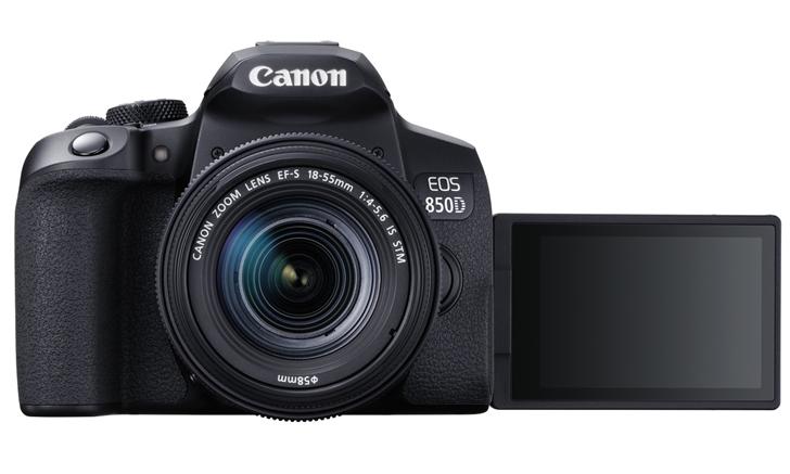 """เปิดตัว """"Canon EOS 850D"""" กล้อง DSLR เอาใจผู้ใช้งานกึ่งมืออาชีพ"""