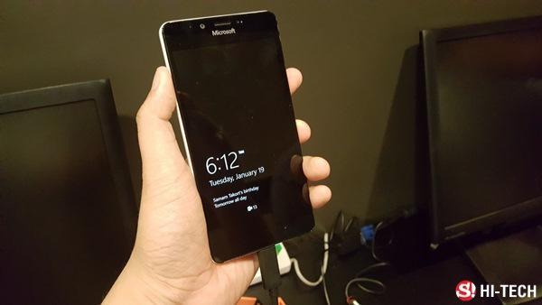 รวมรูปภาพของ พรีวิว Microsoft Lumia 950/950 XL มือถือเรือธงมีดีกว่า