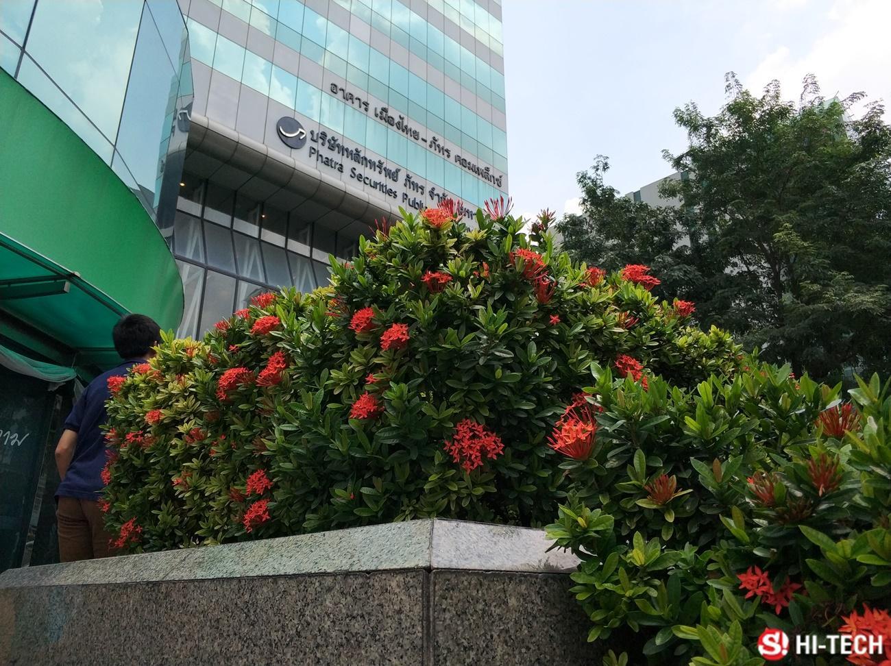 ตัวอย่างภาพถ่ายจาก Xiaomi Mi 6