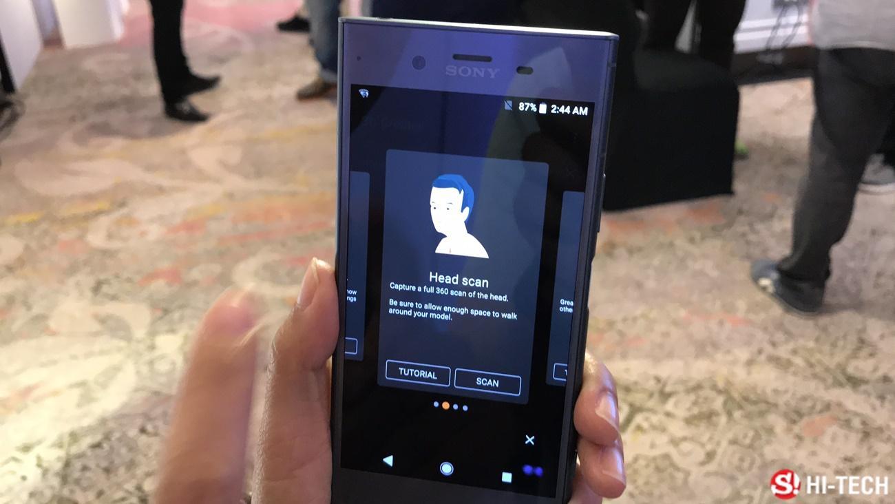 รวมรูปภาพของ สัมผัสแรก Sony Xperia XZ1 มือถือรองท็อปที่โดดเด่นเรื่อง