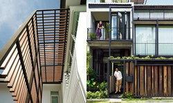 ใส่หน้ากากให้บ้านสวย แค่เปลี่ยนฉากหน้าให้กับบ้าน ก็เสมือนได้บ้านหลังใหม่