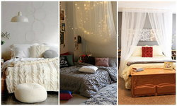 """10 วิธีทำให้ """"เตียงนอน"""" อบอุ่นที่สุดในโลก"""