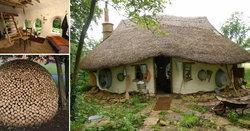"""""""บ้าน"""" ทำมือ สร้างเองแบบค่าใช้จ่ายไม่สูง"""