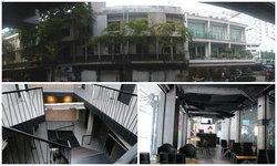 รีโนเวทตึกแถวเก่ากลางกรุง เป็น Thrive โฮสเทลสไตล์อินดัสเทรียล ลอฟท์