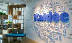 เปิดออฟฟิศใหม่ Kaidee (ขายดี)  ที่ทำงานสร้างสุข ลุก นั่ง สบาย