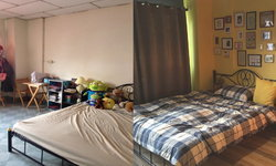 Renovate ห้องนอนเก่า 20 ปี ให้น่านอน แบบตามใจฉัน