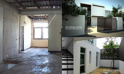 """""""ต่อเติม ซ่อมแซม"""" ตึกแถวเก่า 30 ปี เป็น """"บ้านสไตล์มินิมอล"""" ได้พื้นที่เพิ่มขึ้นตั้งเยอะ"""