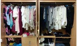 ชวนจัดตู้เสื้อผ้าใหม่ สำหรับไว้อาลัย 1 ปี