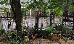 อวดสวนบ้าน แต่งหน้าทาลิปสติคสวน