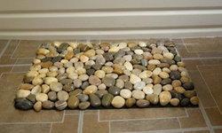 วิธีการทำพรมจากหินสำหรับใช้ในบ้านของคุณ !!