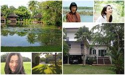 10 บ้านสวนคนดัง ชีวิตเบื้องหลังแบบใกล้ชิดธรรมชาติ