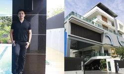 """เปิด """"บ้านหมอสอง นพ.นพรัตน์ รัตนวราห"""" บ้านในฝันราคากว่า 150 ล้าน"""