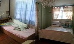 รีวิวรีโนเวทห้องนอนเก่า ให้กลายเป็นห้องหอใหม่ สวยปิ๊งๆ