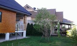 รีวิวสร้างบ้านหลังเล็กไว้พักผ่อนยามเกษียณ โครงสร้างเหล็กสร้างเร็วภายใน 3 เดือน งบจบที่ 420,000 บาท
