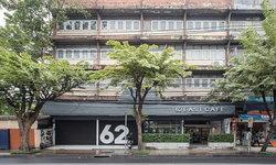 62 EAST CAFE' แปลงโฉมตึกแถวเก่าสู่สตูดิโอโฆษณาและคาเฟ่สุดฮิป
