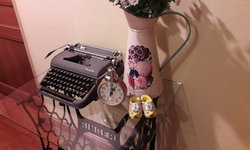 แชร์ไอเดีย DIY 'โต๊ะขาจักร' ดีไซน์สวยสุดคลาสสิค เหมาะสำหรับแต่งบ้านในสไตล์วินเทจ