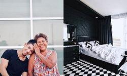 ช่างภาพหนุ่มสานฝัน สร้างบ้านหลังแรกในชีวิตให้คุณแม่ งบ 8 แสน แต่งแล้วหรูเหมือน 10 ล้าน