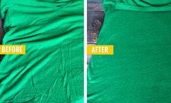 วิธี DIY สเปรย์ลดรอยยับผ้า ผ้าเรียบไม่ต้องง้อเตารีดด้วยส่วนผสมง่ายๆ 3 อย่าง