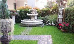 จัดสวนข้างบ้าน ศาสตร์และศิลป์ของการอยู่อาศัยที่สมดุล