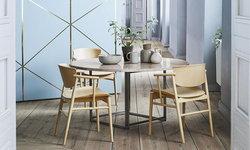 N01™ เก้าอี้ทำมือด้วยไม้ 23 ชิ้น ไร้ตะปู ผสานงานดีไซน์สไตล์เดนมาร์กและญี่ปุ่น