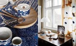 Marimekko คอลเลคชั่นผลิตภัณฑ์ตกแต่งบ้าน ฤดูใบไม้ผลิ/ฤดูร้อน 2018
