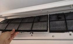 ไอเดียเปลี่ยนแอร์ในบ้านให้เป็นเครื่องกรองอากาศด้วยเงินเพียง 299 บาท