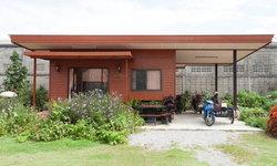 รีวิวบ้านชั้นเดียวขนาดเล็ก สวยน่ารัก ราคาประหยัด พร้อมแปลนบ้าน