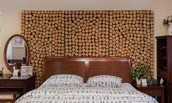 8 DIY Headdboards แต่งพื้นที่หัวเตียงนอน