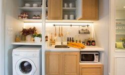 เพิ่มพื้นที่ใช้งาน สารพัดวิธีให้บ้านเล็กโปร่งสบาย