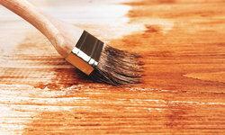 การเลือกใช้งาน และชนิดของสีทาไม้